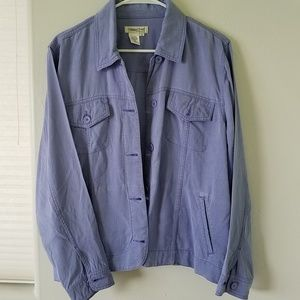 Womans Jacket Blouse